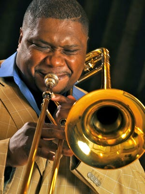 Wycliffe Gordon will be a featured soloists during Saturday's Brass Band of Battle Creek 'Musical Royalty' concert at W.K. Kellogg Auditorium.