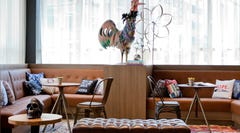 Marriott's Moxy hotels debut in the USA