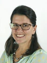 Jamie Buss, Parenting columnist