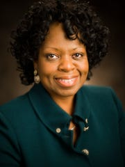 Denise Maybank, Michigan State University's vice president