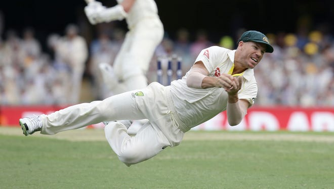 Australia's David Warner has been suspended from the national cricket team for a year.