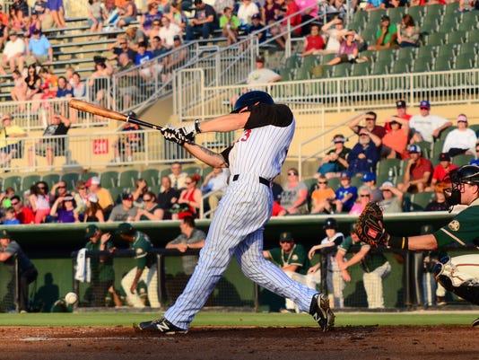 Carl Thomore batting.JPG