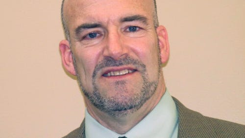 Robert McIntyre begins work Monday as an inspector for Butler County's building and zoning department.