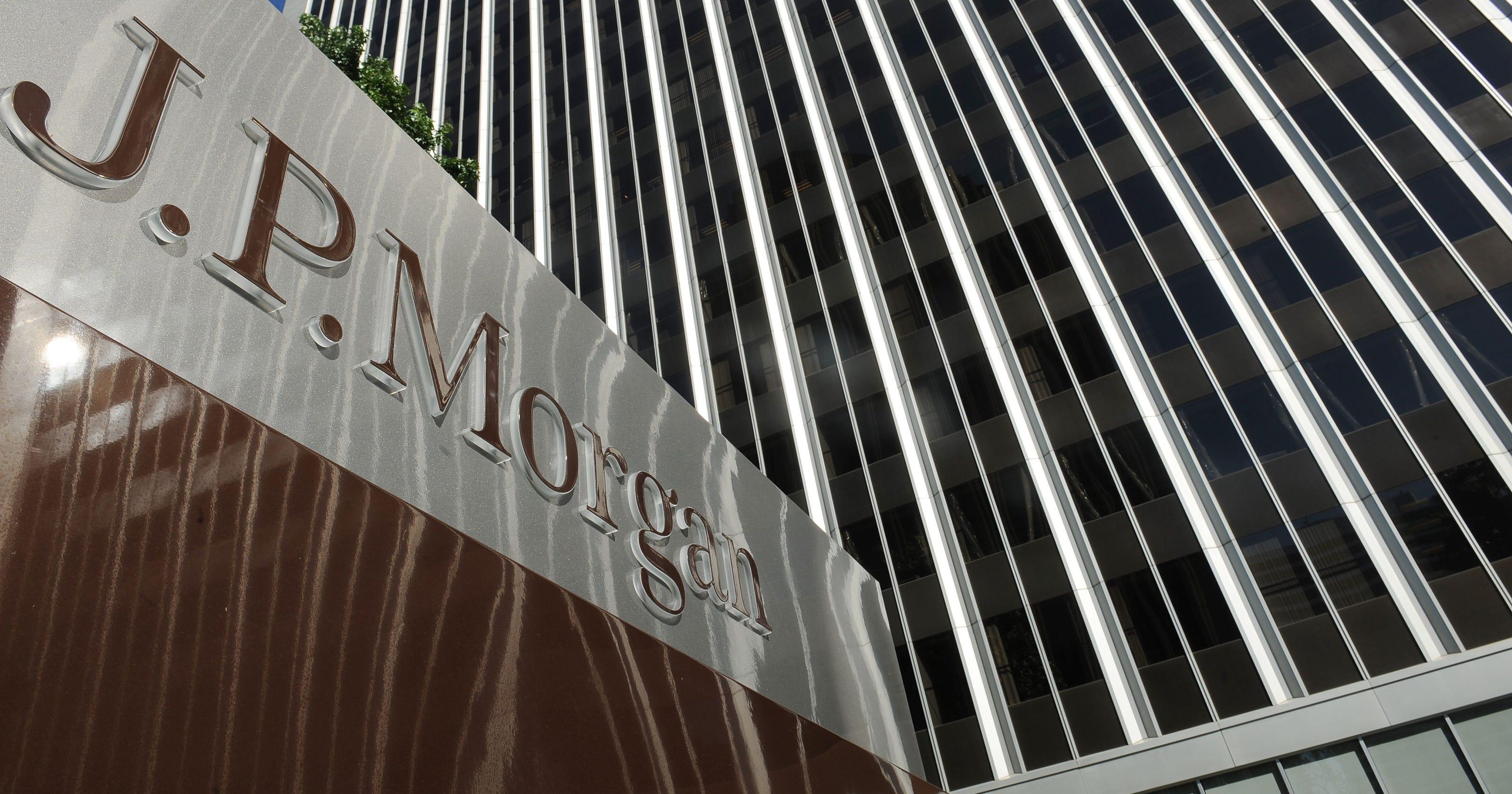 JPMorgan to cut 8,000 jobs