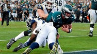 Carson Wentz is returning to the scene of his torn knee ligaments. One eerily similar fact is that Wentz's season will likely end again.