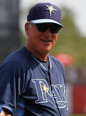 Joe Maddon has taken the Rays to the playoffs four of the past six seasons.