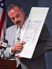 Maricopa County Sheriff Cold Case Posse investigator