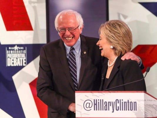 NEWS: Democratic Debate
