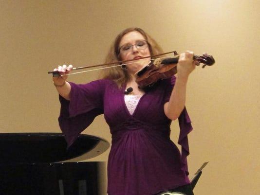 American Airlines Violin