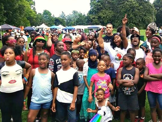 The annual Afrikan American Festival promotes pride,