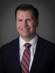 Dan Liljenquist, former Utah state Senator, is president