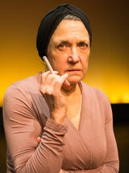 Barbara Deering as Violet, the matriarch of the dysfunctional