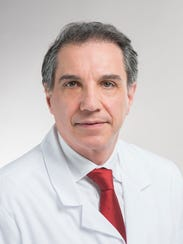 Dr. Alfonso Cutugno MD, a medical oncologist, recently