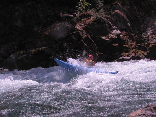 Barry Snitkin, a well-known river advocate and kayaker in Southern Oregon's Illinois Valley, passed away last week.