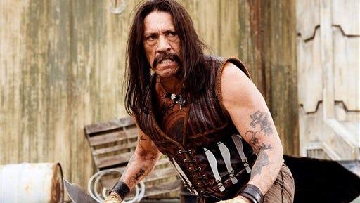 """Danny Trejo in a scene from """"Machete."""""""