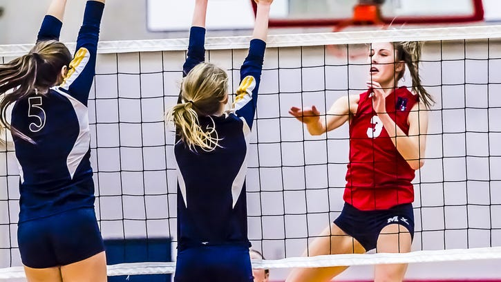 LSJ volleyball player of the year Martin led Mason to titles