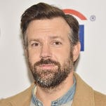 """Actor Jason Sudeikis attends the New York screening of """"Tumbledown"""" at AMC Empire on February 8, 2016 in New York City."""