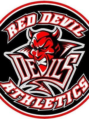 Penns Grove Red Devils logo.