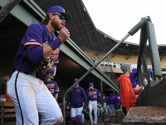 Clemson vs South Carolina Baseball