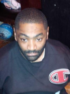 Robert Rosario, 33, of New York, pictured in an image released in October 2015.