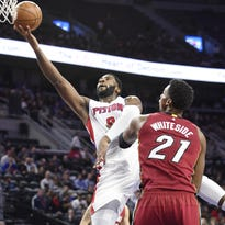 Van Gundy: Playing harder is key for Pistons' Drummond