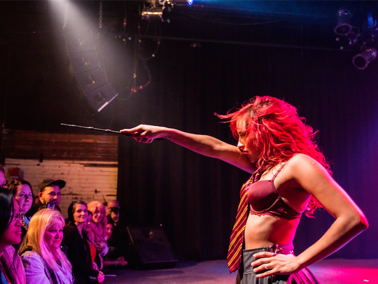 Suicide Girls Blackheart Burlesque.