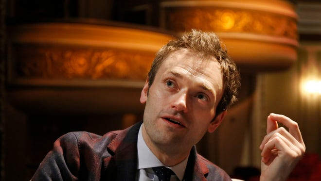 Host Chris Thile announced the new name for 'A Prairie Home Companion' radio show which he took over in 2016.