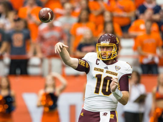 Cooper Rush, who threw for 313 yards and four touchdowns