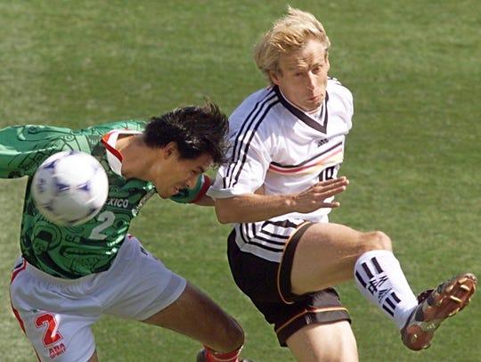 Históricamente, la selección mexicana de futbol siempre