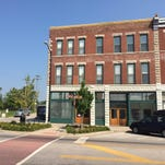 The company that owns 315 W. Commercial St. in Springfield has been sued by the city.