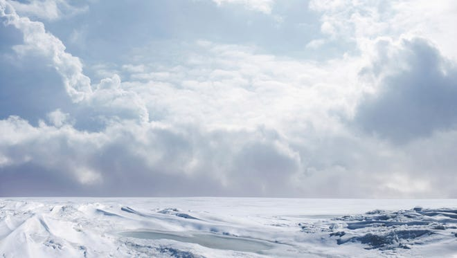 Researchesr beleve they may have found another lake beneath Antarctica's ice sheath.