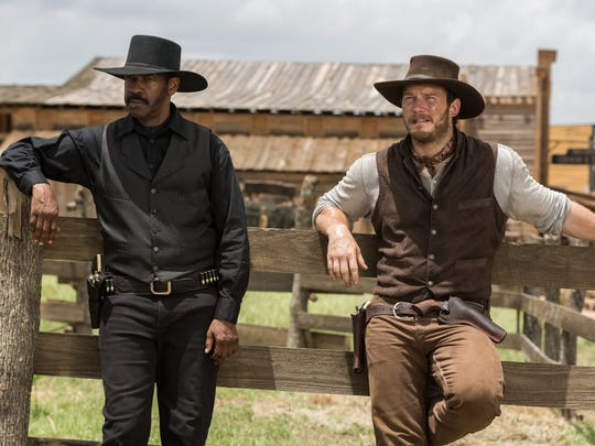 Denzel Washington and Chris Pratt co-star in Antoine
