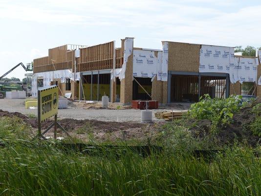 Stadium View Burger King Remodeling