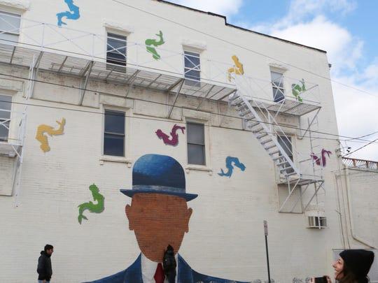 mural #beaconny