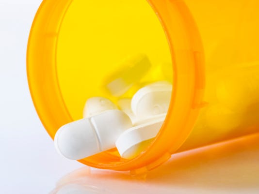 A stock image of a pill bottle.