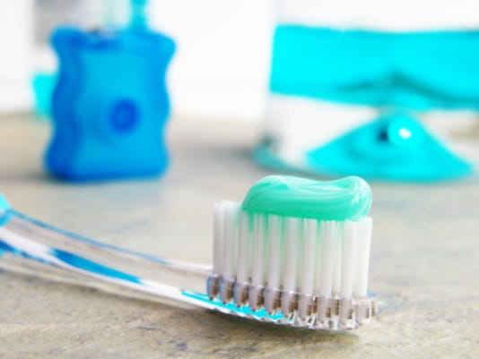 Could your toothpaste or mouthwash be staining your teeth?