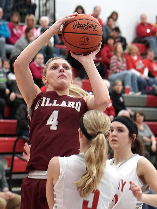 BASKETBALL: Willard at Shelby