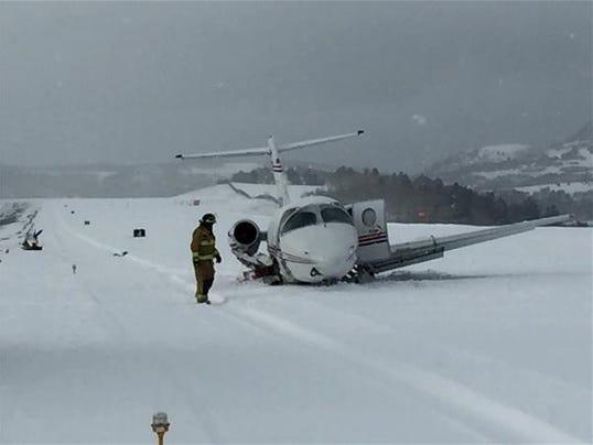 Small Plane Out Of El Paso Crashes In Colorado