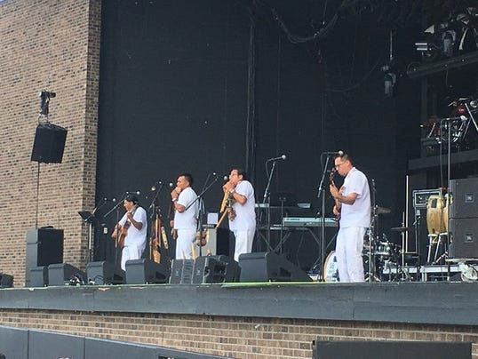 Summerfest Latin Day