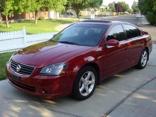 Nissan owners upset over altima rust problem for Motor oil for nissan altima 2008