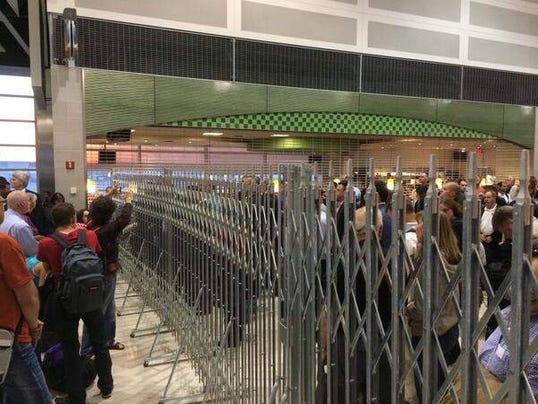 metro lockdown