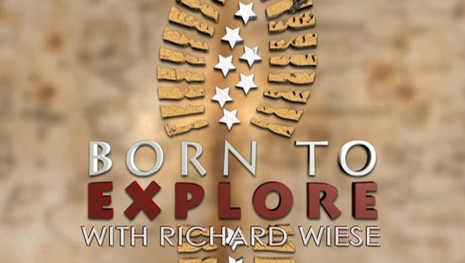 Born to Explore series logo