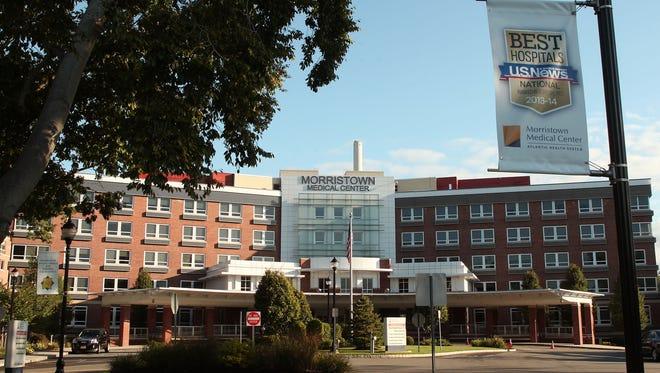 Morristown Medical Center.