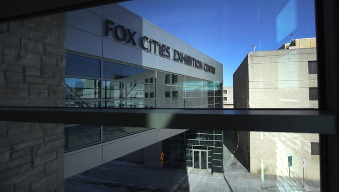 The Fox Cities Exhibition Center during a media tour on Jan. 5 in Appleton.