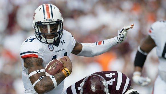 Nick Marshall will lead Auburn into its third road