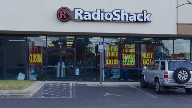 RadioShack on N. Davis Hwy.