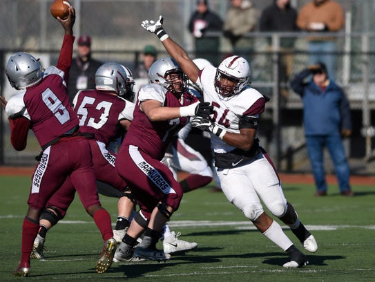 Don Bosco's Tyler Friday is among the top recruits in North Jersey.