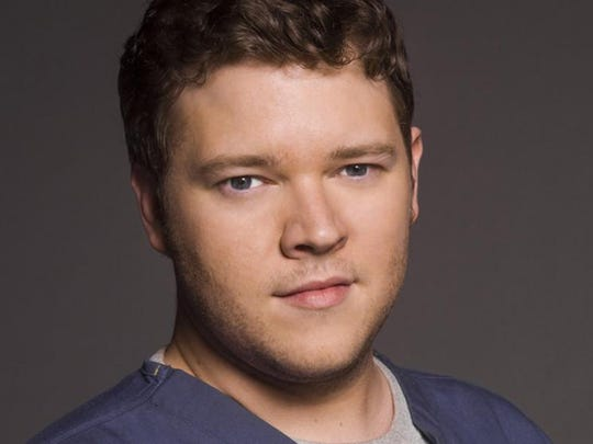 Harry Ford is performing in his first TV series.