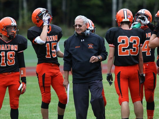 Jim Hoover announced his retirement Monday after 41 seasons and two state championships at Walton.