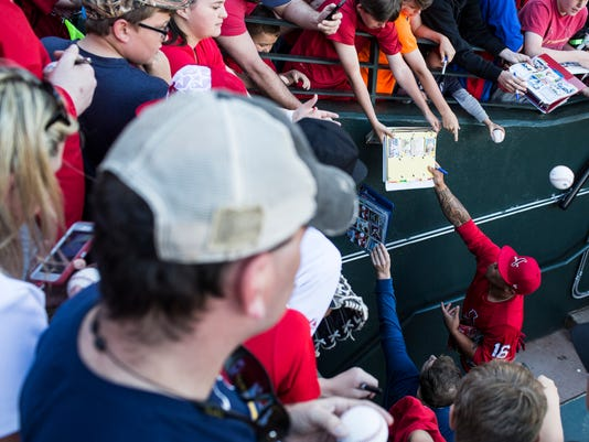 Redbirds vs. Cardinals